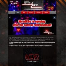 Laserbattlezone website
